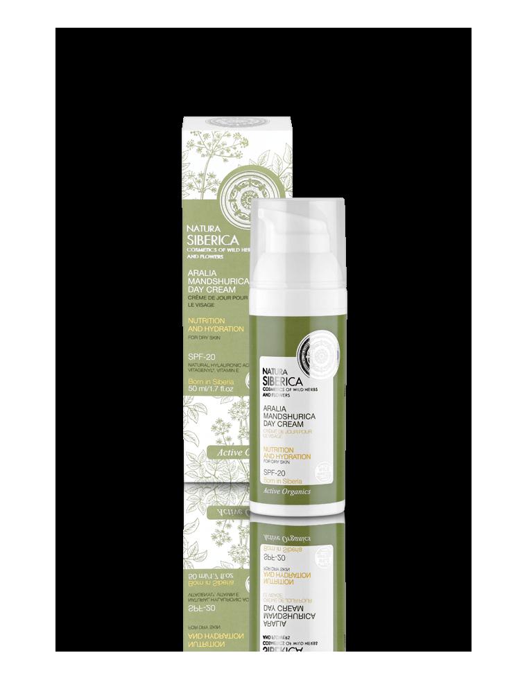 Crème de jour pour la peau sèche, 50 ml - Boutique Natura